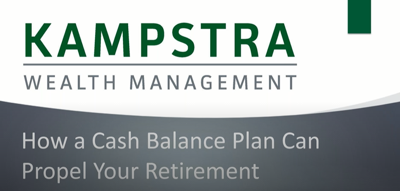 How a Cash Balance Plan Can Propel Your Retirement